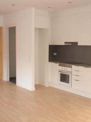 Ferran arquitectura for Cambio de uso de oficina a vivienda